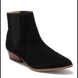 Brand New Joes Ankle Suede Booties Mica Chelsea